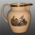 overglaze earthenware 1800-1900